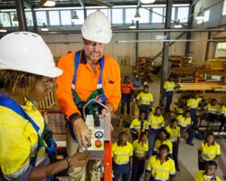 Civil Construction Students – Cairns TAFE